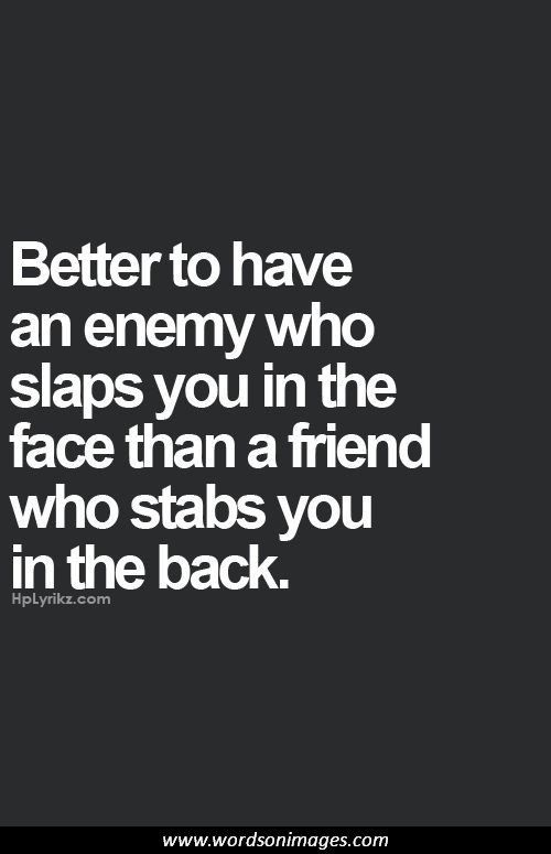 Friends Being Mean Quotes Backstabbing Friend Quotes Katsjoy