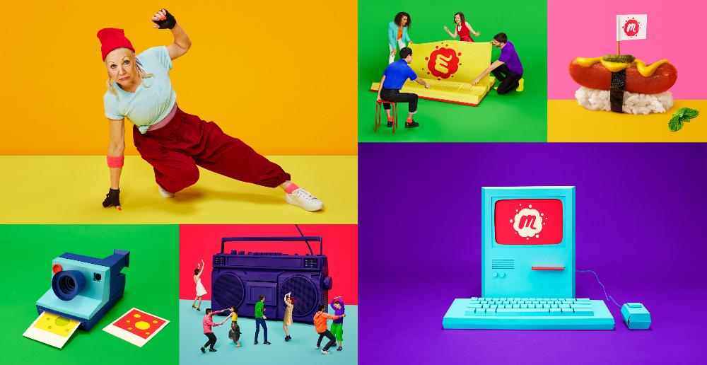 Meetup's Brand New Brand News apps, Branding, Cool stuff
