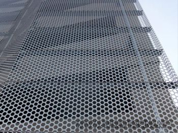Perforated Metal Perforated Metal Manufacturer Palisade