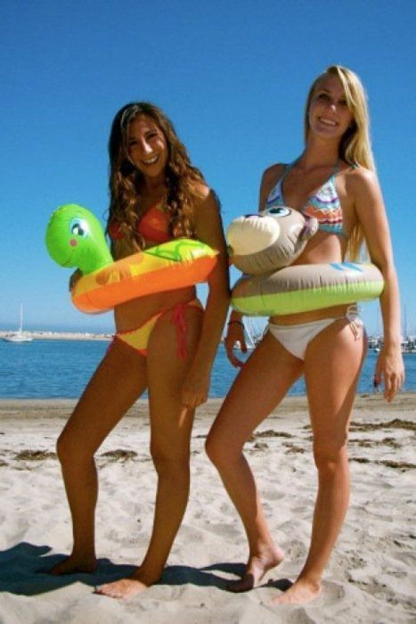 inflatables!