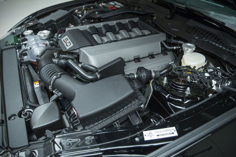 2016 Ford Shelby Gt H Mustang Engine Shelby Gt Mustang Shelby