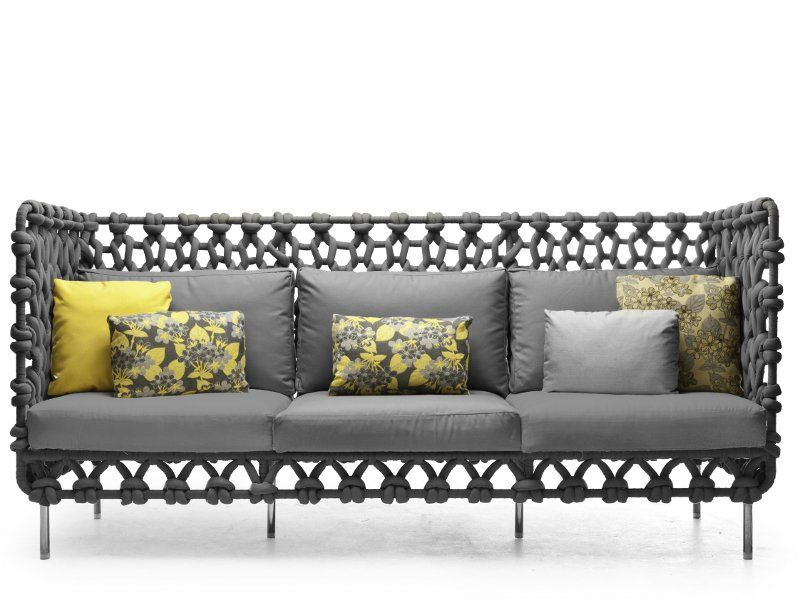 ... CABARET Sofa By KENNETH COBONPUE Design Kenneth Cobonpue 户外   Designer  Gartenmobel Kenneth Cobonpue ...