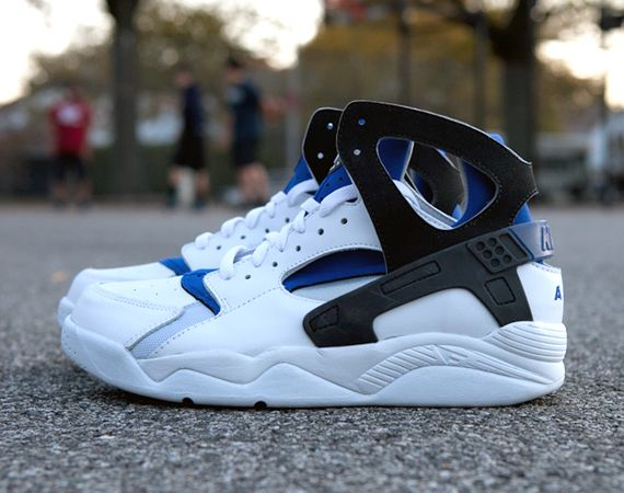 nike air huarache hi top