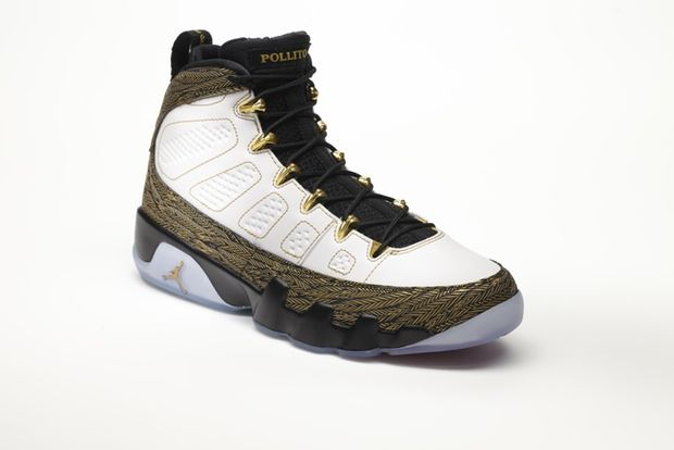 53be5affede Nike Air Jordan Doernbecher 9 Retro -