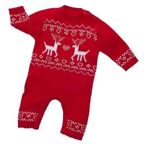 Toddler & Baby Ugly Christmas Sweaters - Isle of Baby | ugly ...