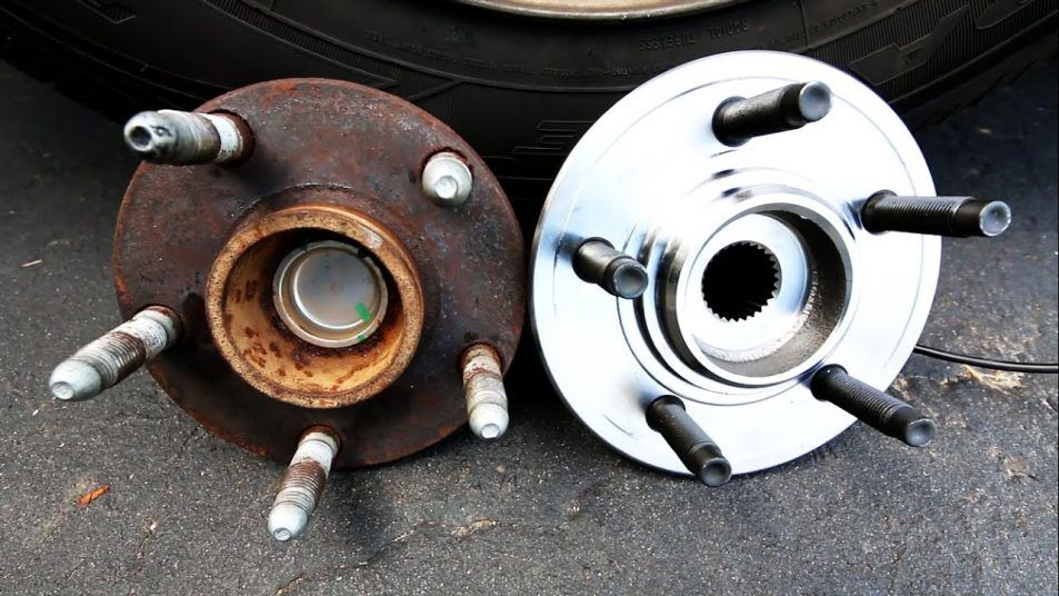Pin on Front Wheel Bearing Replacement Cost