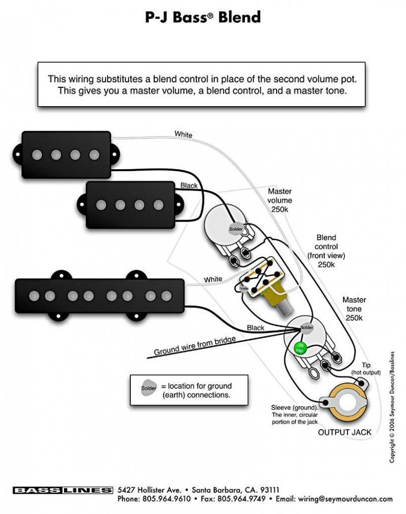 [QNCB_7524]  36AC57D Fender Jazz Bass Wiring Mods | Wiring Library | Fender Jazz Bass 24 Wiring Diagram |  | Wiring Library