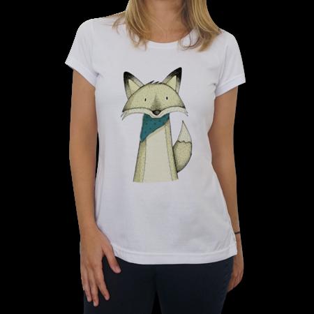 Camiseta Raposa de @gabrielagil | Colab55
