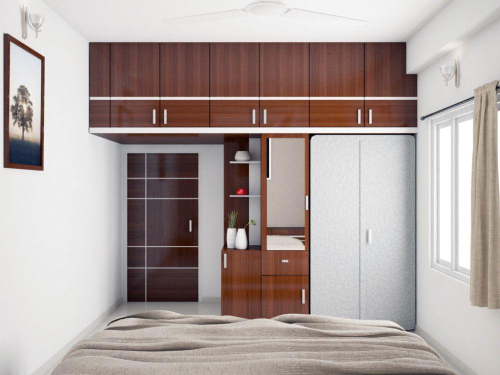 Loft cum wardrobe home d cor pinterest lofts for Apartment wardrobe design