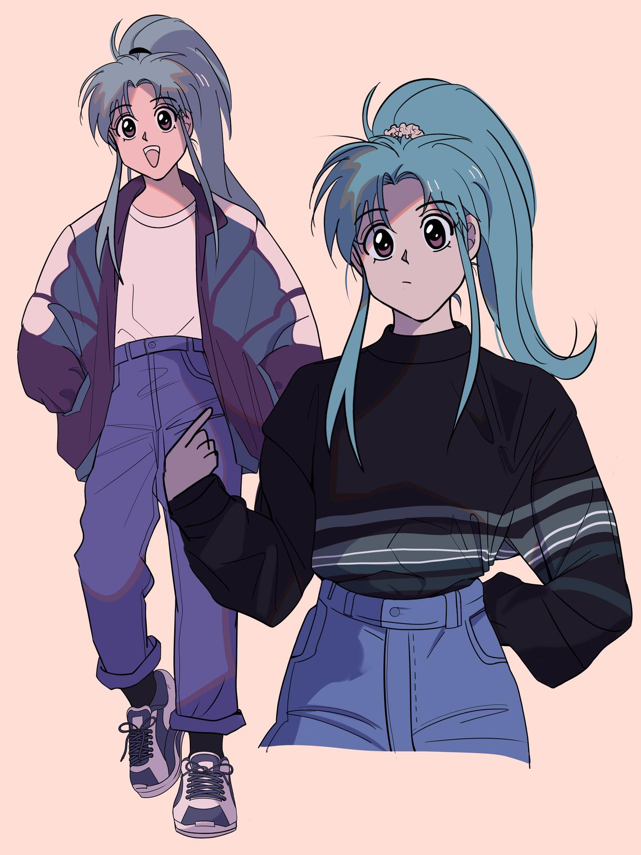 V087 90 S Mood Anime Old Anime Manga Anime