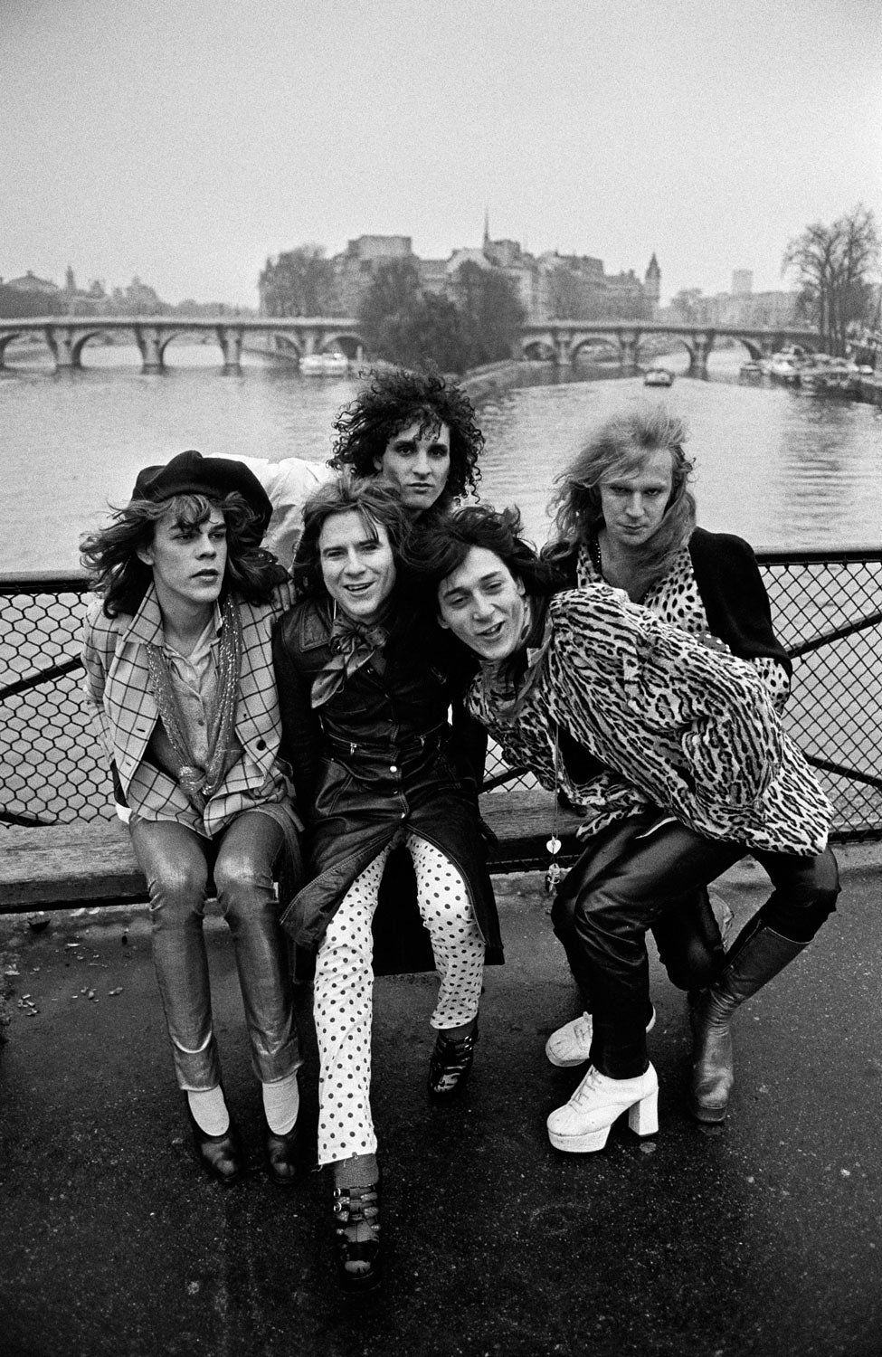 The New York Dolls S Sylvain Sylvain On The Band S Groundbreaking Style And His Clothing Line Johnny Thunders Band Pictures Glam Rock