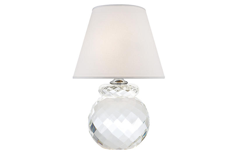 Daniela Accent Lamp Crystal Ralph Lauren Home Lampe