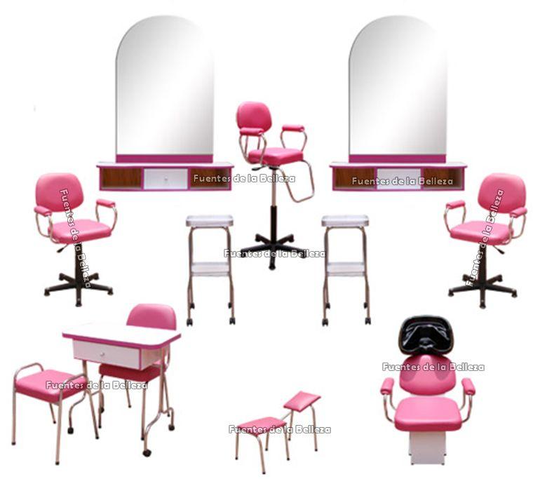 Pin de mexpaginas en muebles para esteticas y salones de for Muebles de estetica