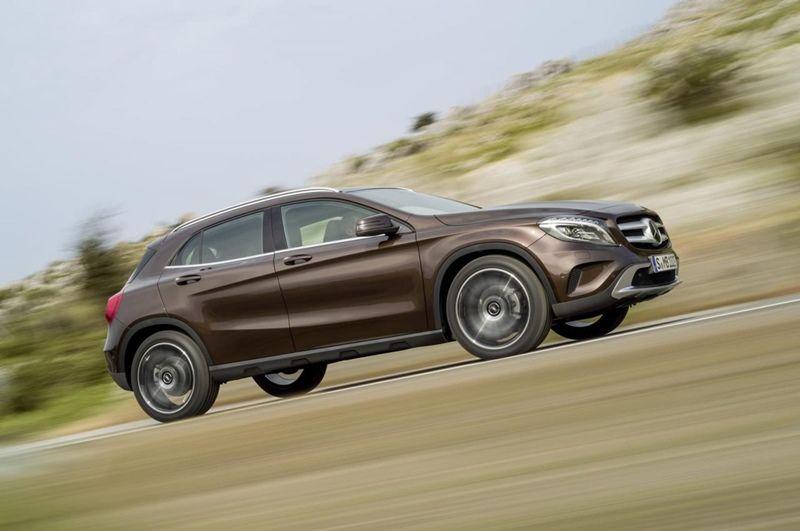 Mercedes Benz Gla Mercedes Benz Off Road Suv Pinterest