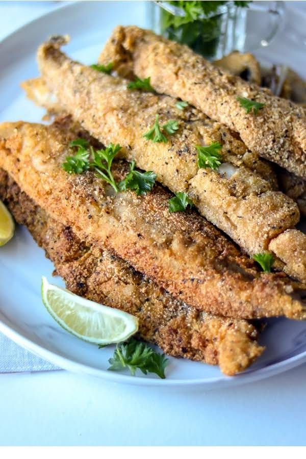Pan Fried Whiting Fish Recipe In 2020 Fried Fish