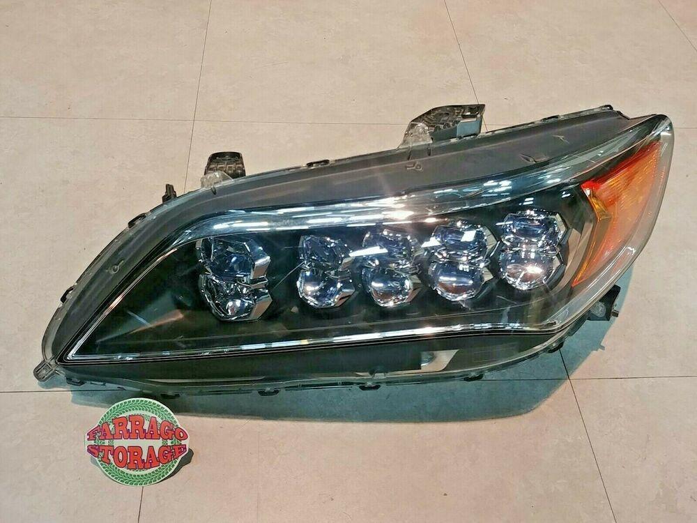 2014-2017 Honda Legend Acura RLX KC1 Genuine HeadLight Left Driver 33150TY2A02 #Honda