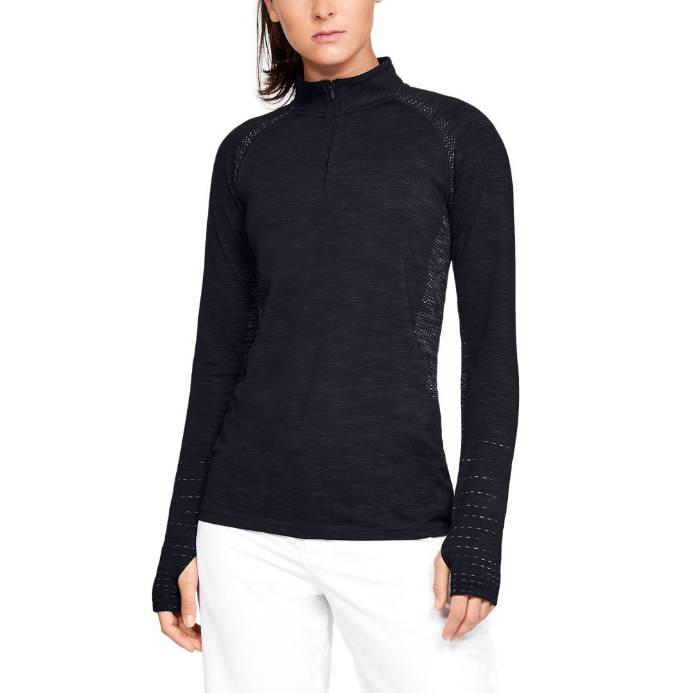 Photo of Under Armour Womens Vanish ¼ Reißverschluss – Schwarz MD