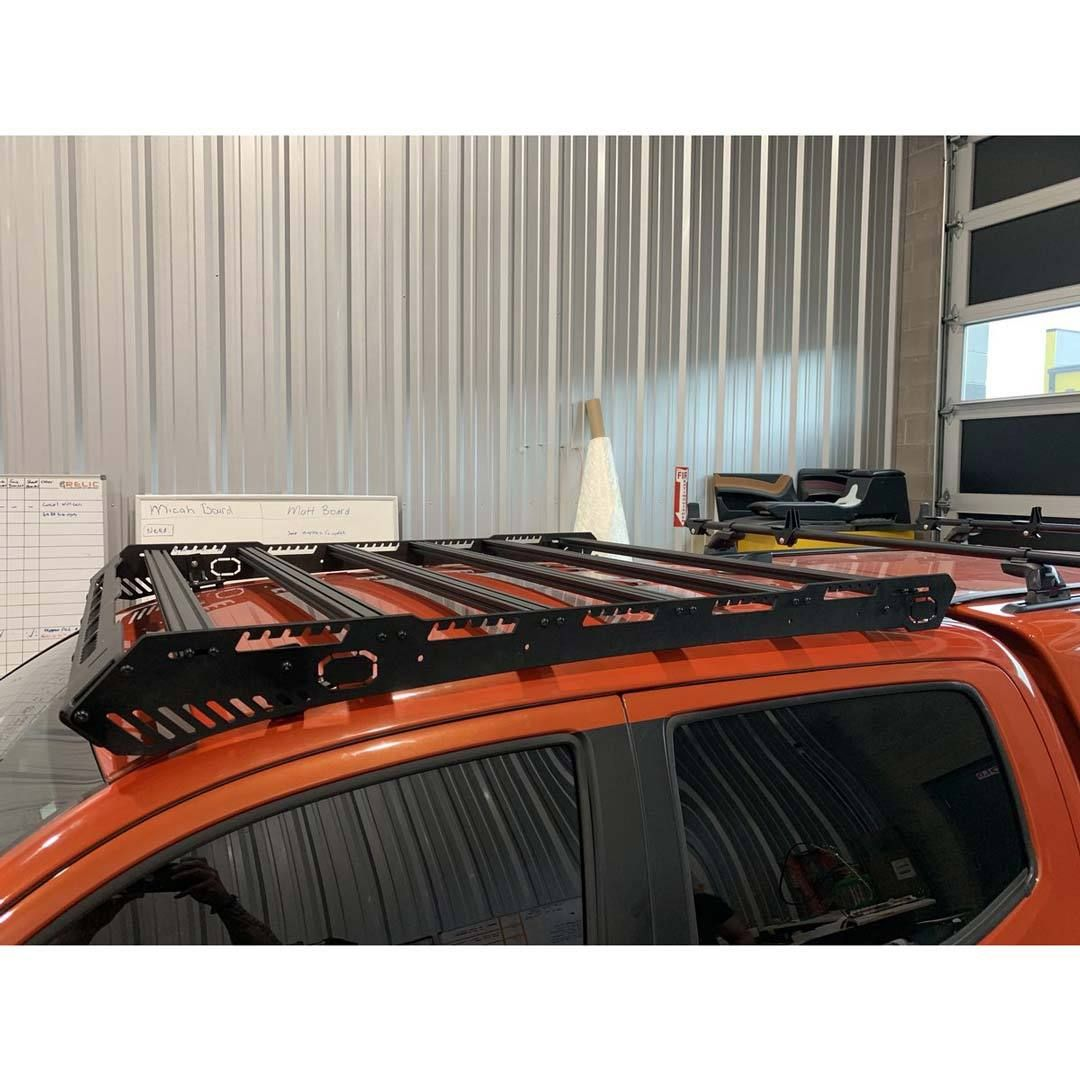 upTOP Bravo Roof Rack 20052020 Toyota in 2020