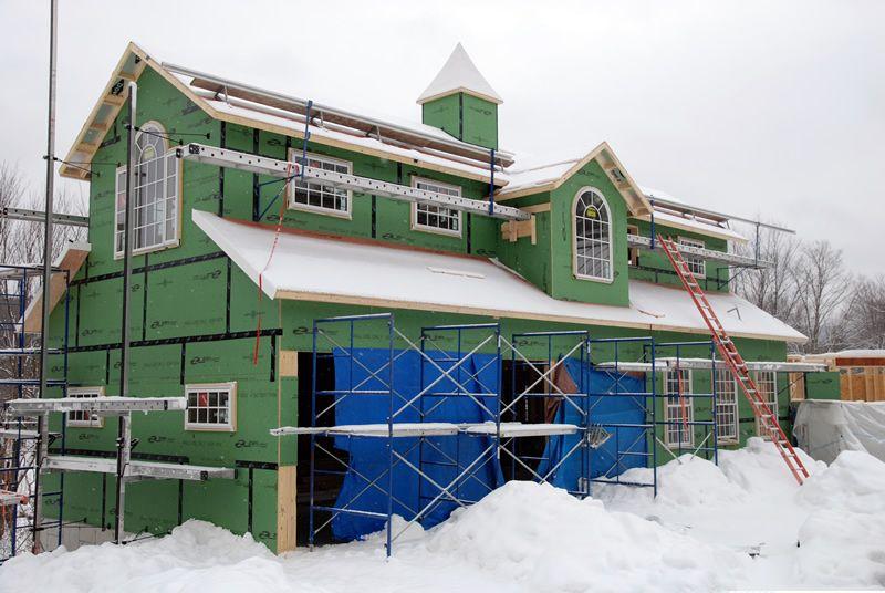 Monitor Style Barn House 2 Homesteading Barns Pole