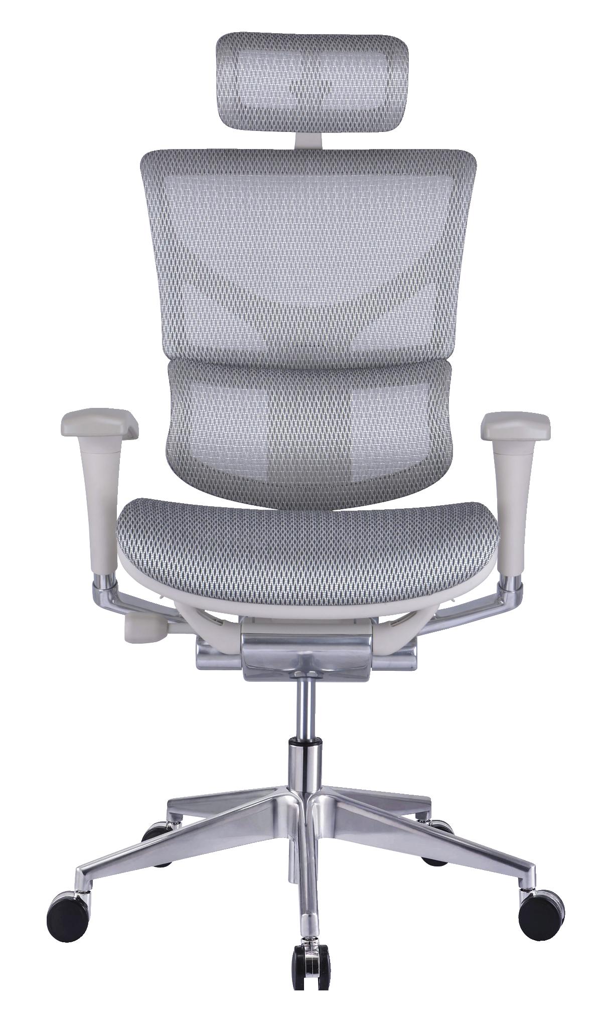 Ergonomic Chair Home Bedroom The Range Rioli White Cause I M Boss