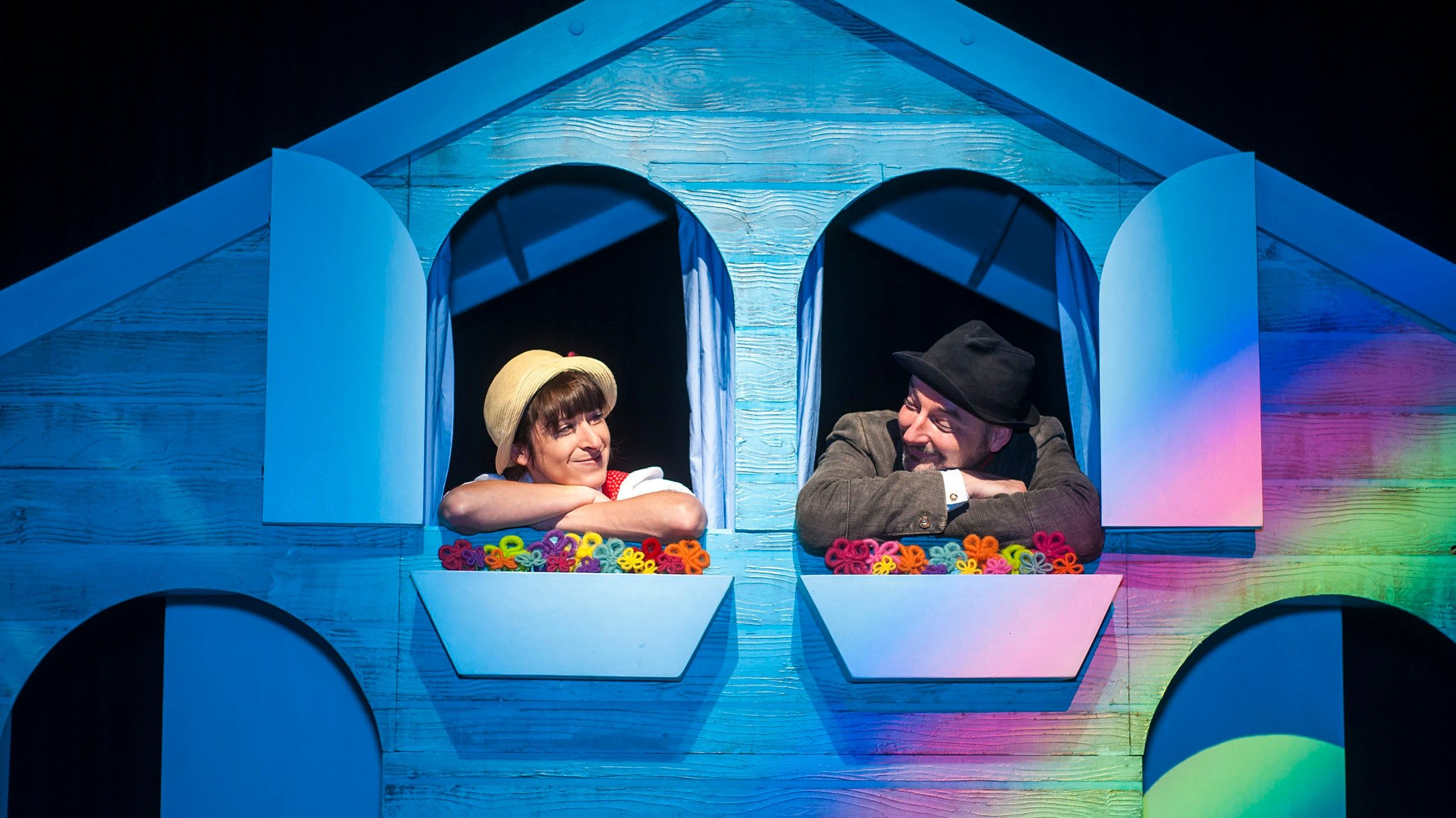 M6 Theatre Presents Whatever The Weather In