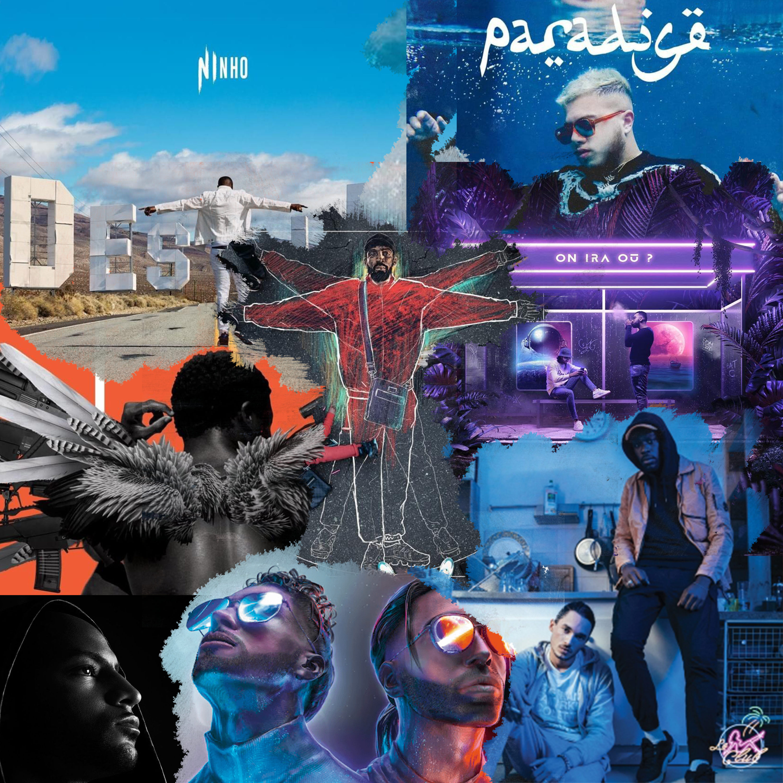 Focus Rap Fr Les Plus Belles Covers De La Derniere Decennie En 2020 Couverture D Album Art Moderne Rap