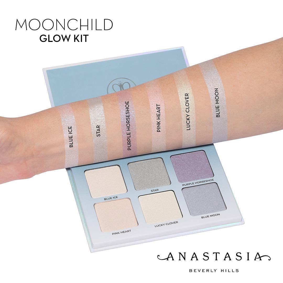 Moonchild #GlowKit 🌙 #moonchildglowkit #anastasiabeverlyhills