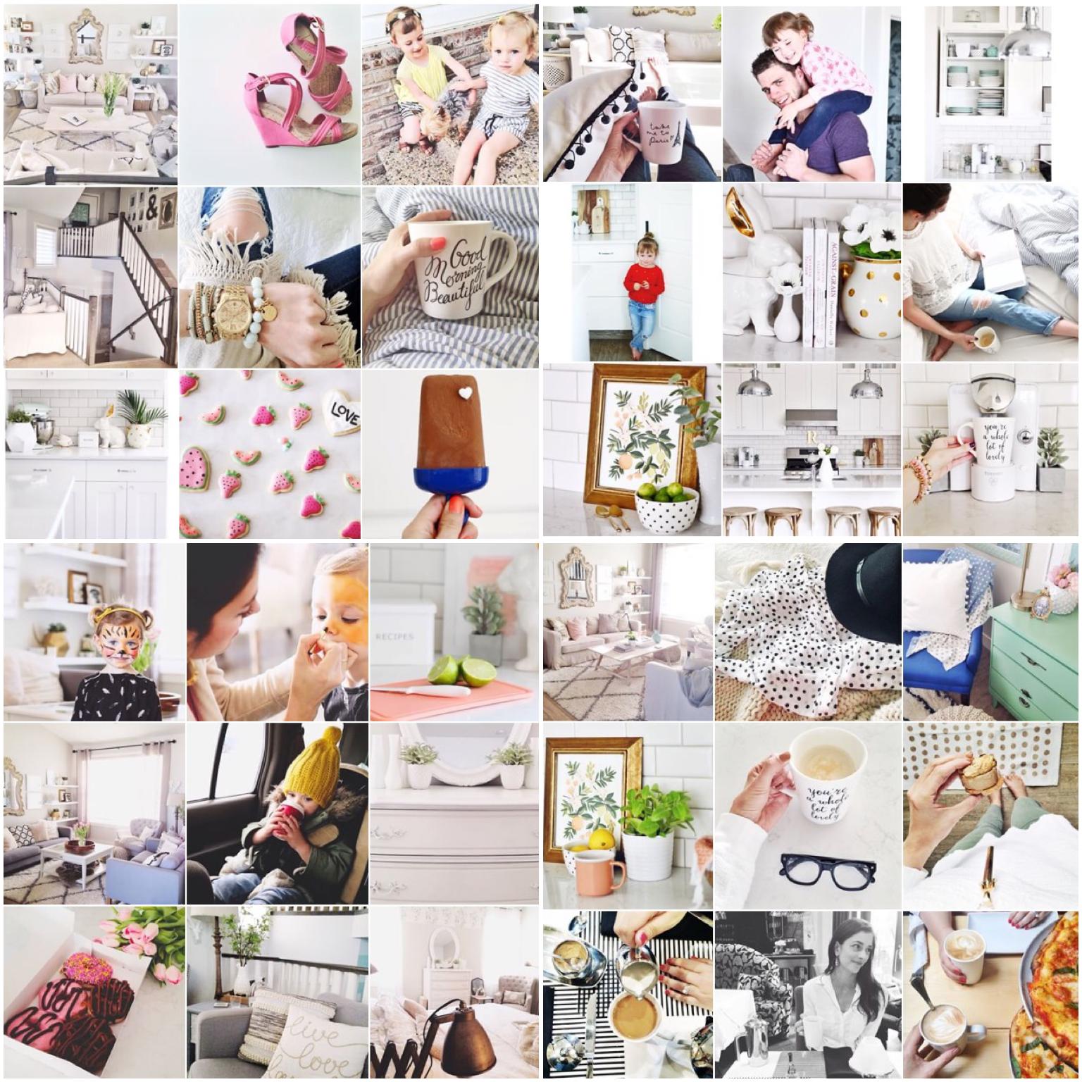 Oh My Dear Blog and @ohmydearhandmade instagram account