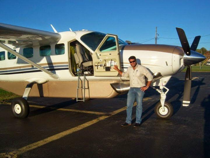 Caravan Pilots: Across the Atlantic in a Caravan! Visit site for article.
