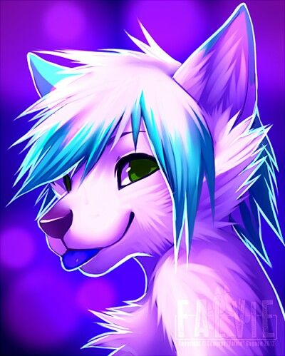 I Love The Colors All The Furs Pinterest Loup Dessin