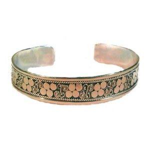 Zilveren armband Anjali uit Bali. Handgemaakt en fair trade