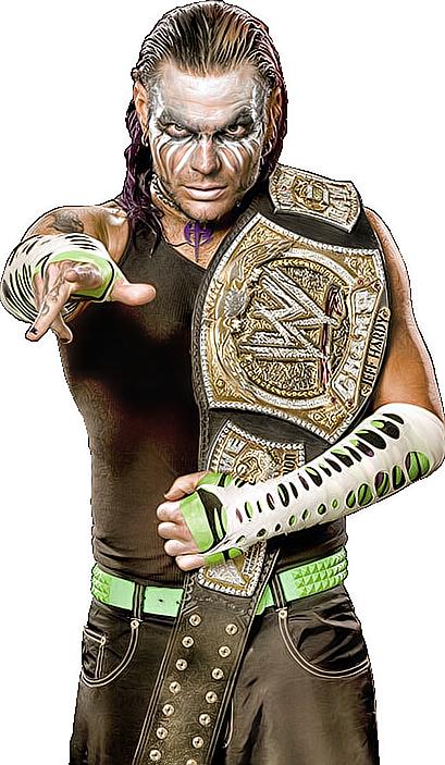 bb45d3eb WWE Champion Jeff Hardy |