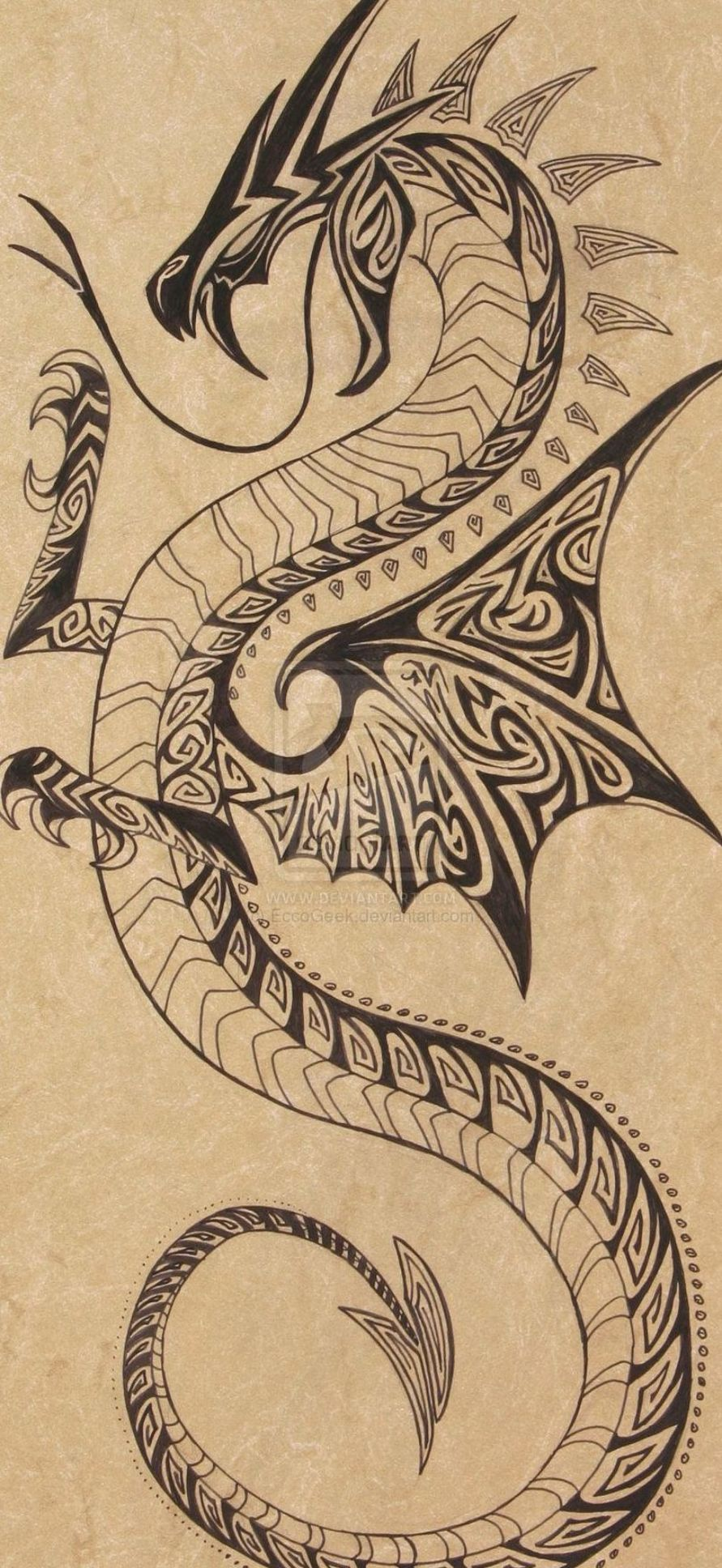 Image Result For Norse Sea Serpent Tattoo In 2020 Serpent Tattoo Celtic Dragon Tattoos Viking Dragon Tattoo