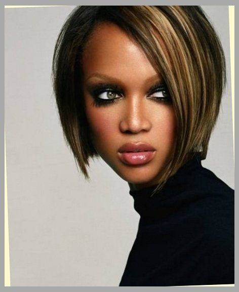 Tyra Banks Bob Hairstyle Pertaining To Found Beauty