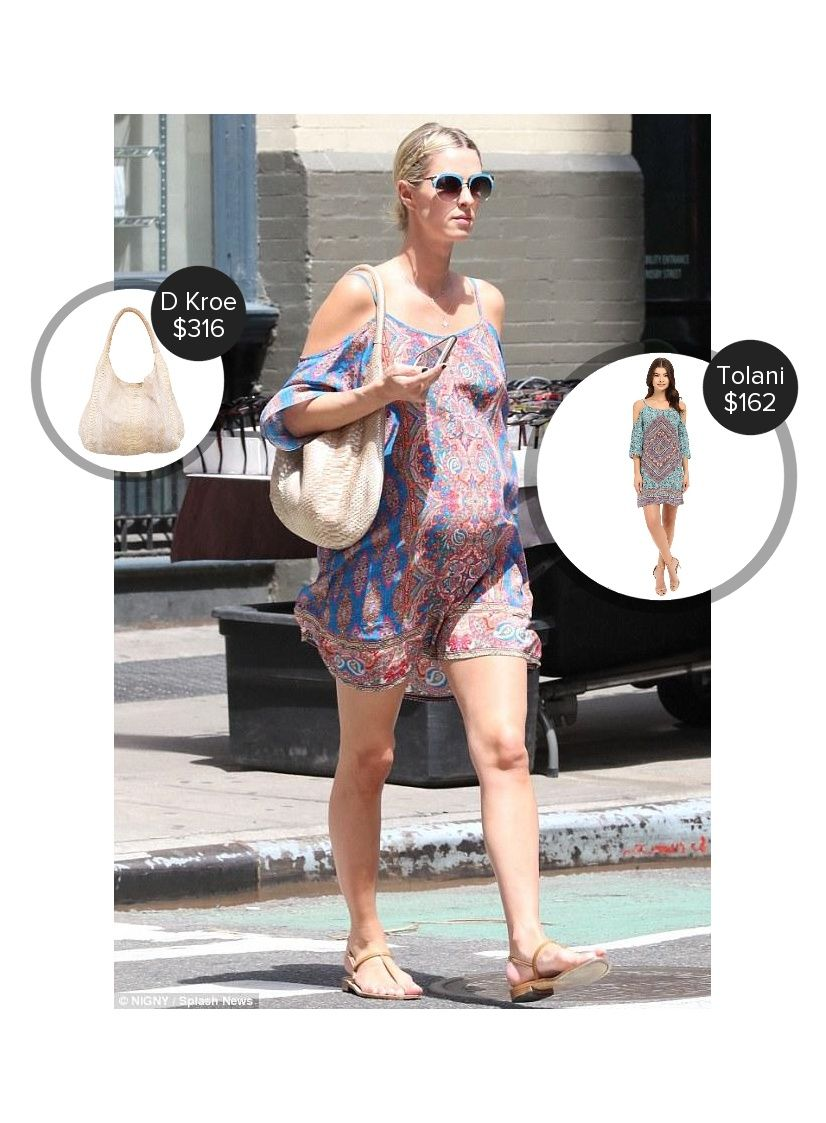 Nicky Hilton out in New York #devikroell #nickyhilton @mode.ai