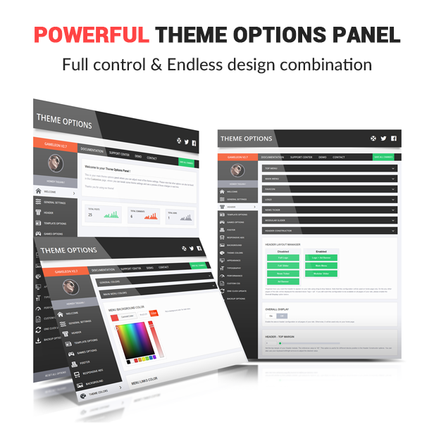gameleon [Free Download] Gameleon WordPress Magazine & Arcade Theme