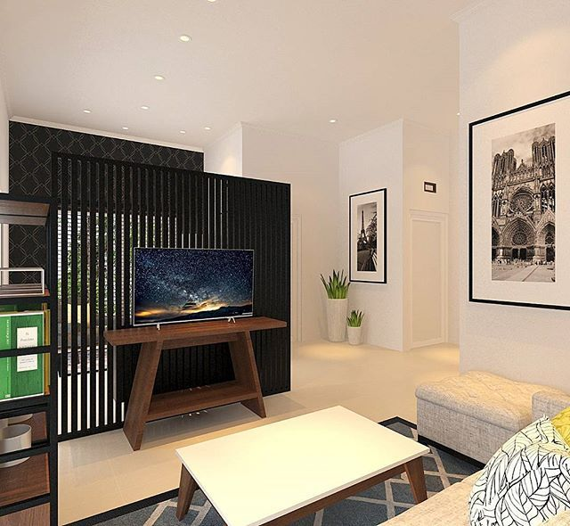Minimalist design project at surabaya terima jasa desain interior eksterior dan render murah di wa bbm render   also rh pinterest