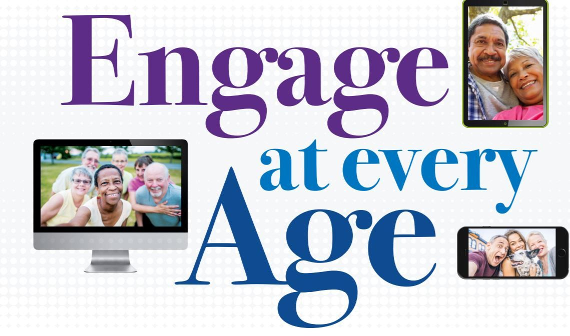 2018 Older Americans Month logos, materials, and activity