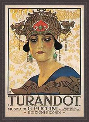 I know Nessun Dorma is sung by everyone and their mother but this is one of my favorite operas still. Turandot- Puccini