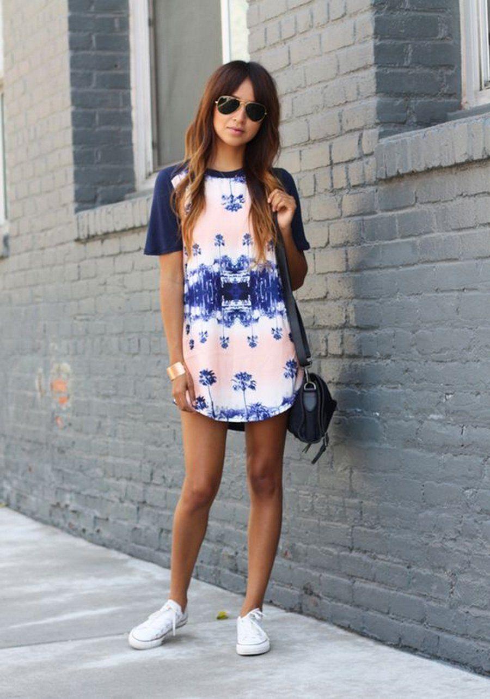 20 Ideas para combinar tus 'Converse' con cualquier outfit y