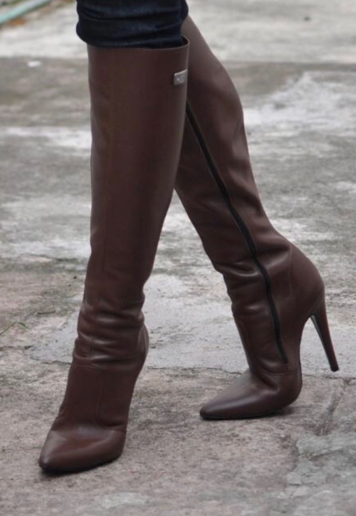 8857f41bb2f High heels boots | fashion boots in 2019 | Boots, High heel boots ...