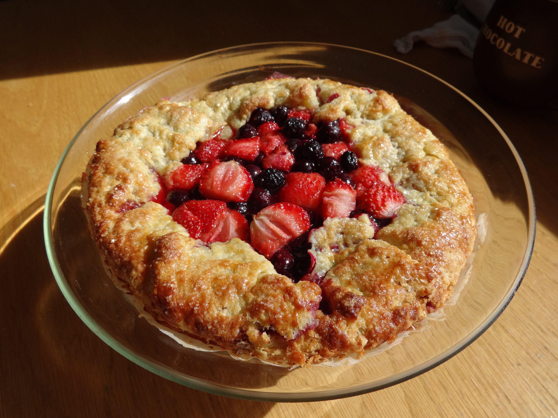Skyrim Recipe Juniper Berry Crostata V1 Skyrim Food Recipes Food