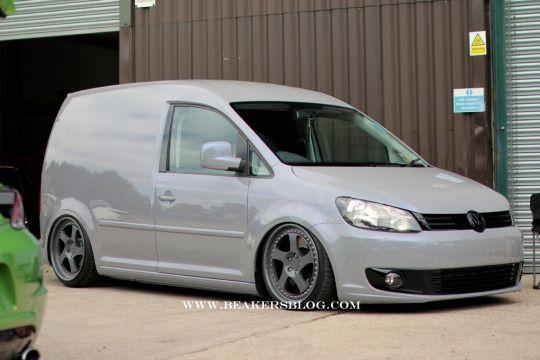Beakersblog Volkswagen Touran Caddy Van Volkswagen