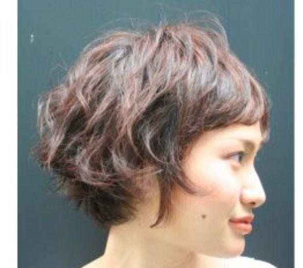 Wavy short graduated bob | Rin's Favorites Hairstyles ...