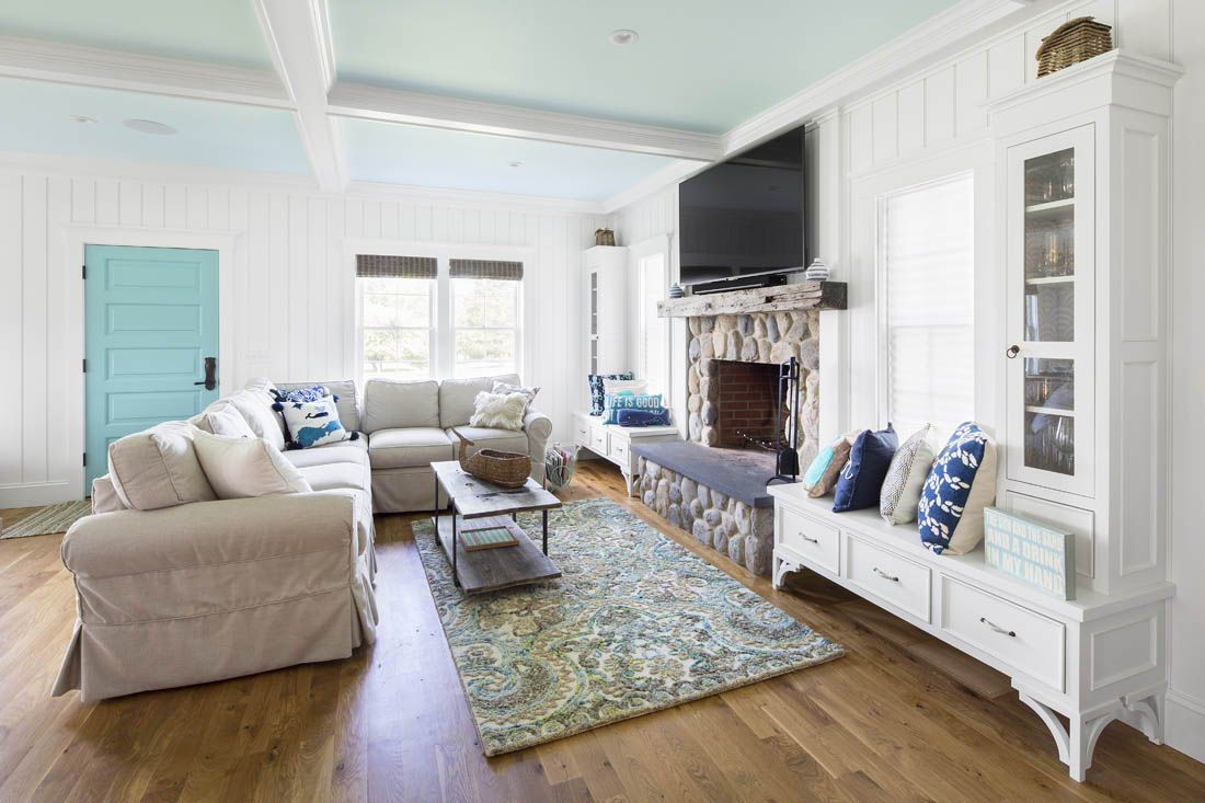 Photo of Ethereal summer season holiday house with quirky main points on Cape Cod