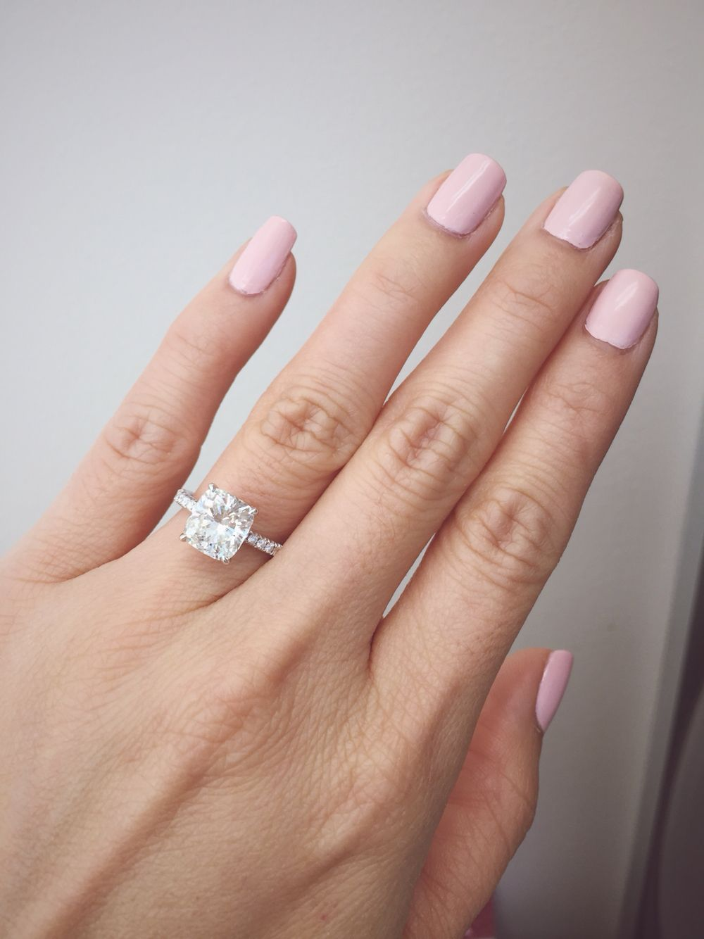 Find This Pin And More On Engagement Rings 2 Carat Elongated Cushion Cut