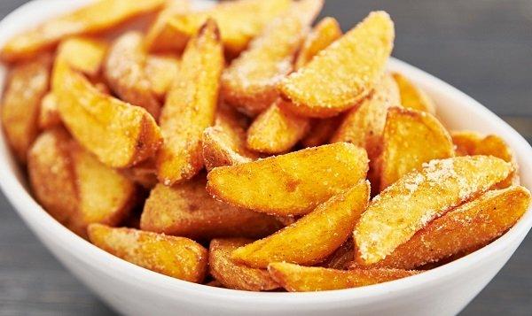 طريقة عمل بطاطس ودجز مقلية طريقة Recipe Culinary Recipes Food Recipes