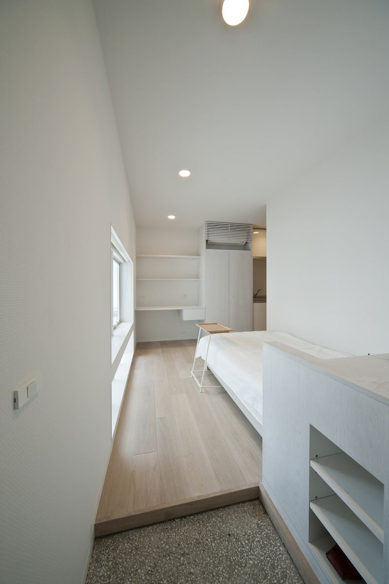 White Dormitory for il Vento