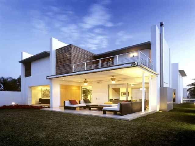 démarche pour construire sa maison Villa moderne Pinterest
