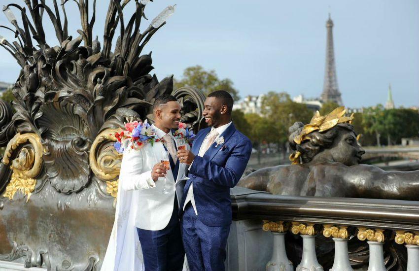 rencontre gratuite gay wedding a Paris